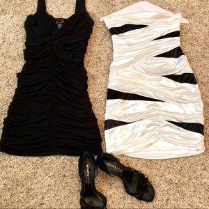 2 Junior size 6 prom dresses